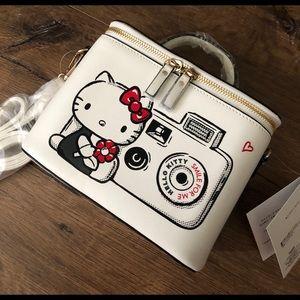 VERY LAST ONE! HK-NWT RARE White Crossbody Bag